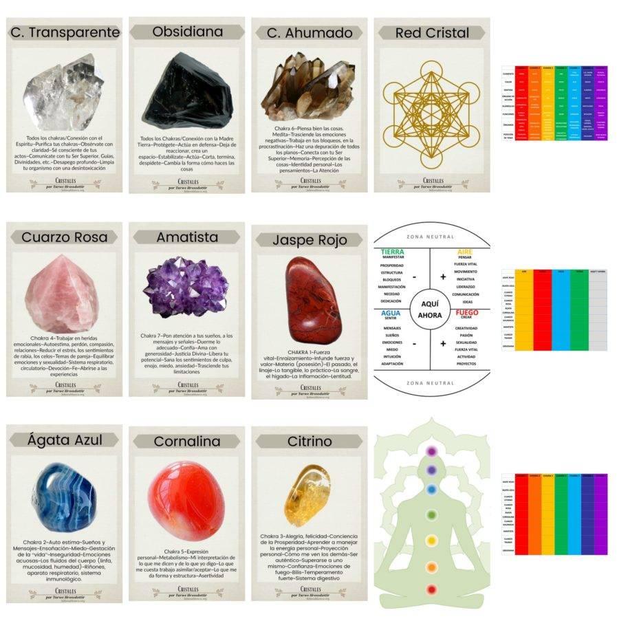 Oraculo de los Cristales-curso en línea y en Ciudad de México