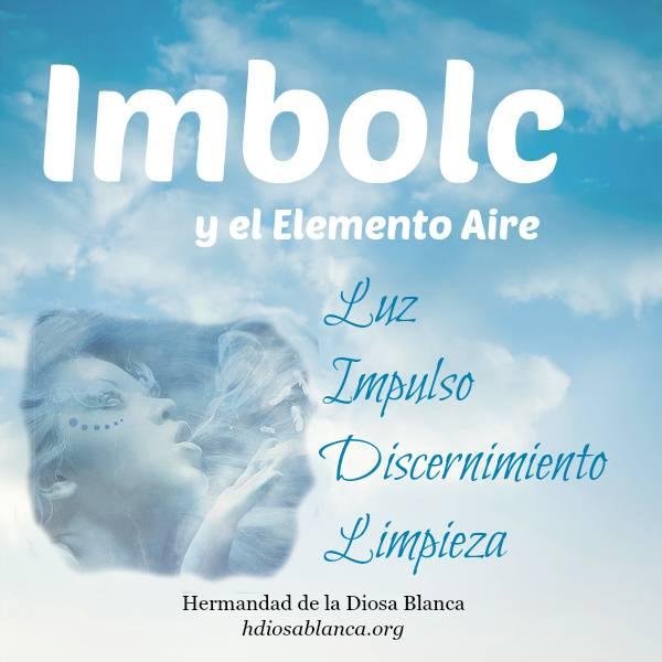 Imbolc y los 5 Elementos ~ Sabbats y Calendario Wicca y Pagano