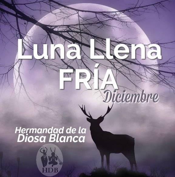 Luna Llena Fria-Luna Llena de Diciembre